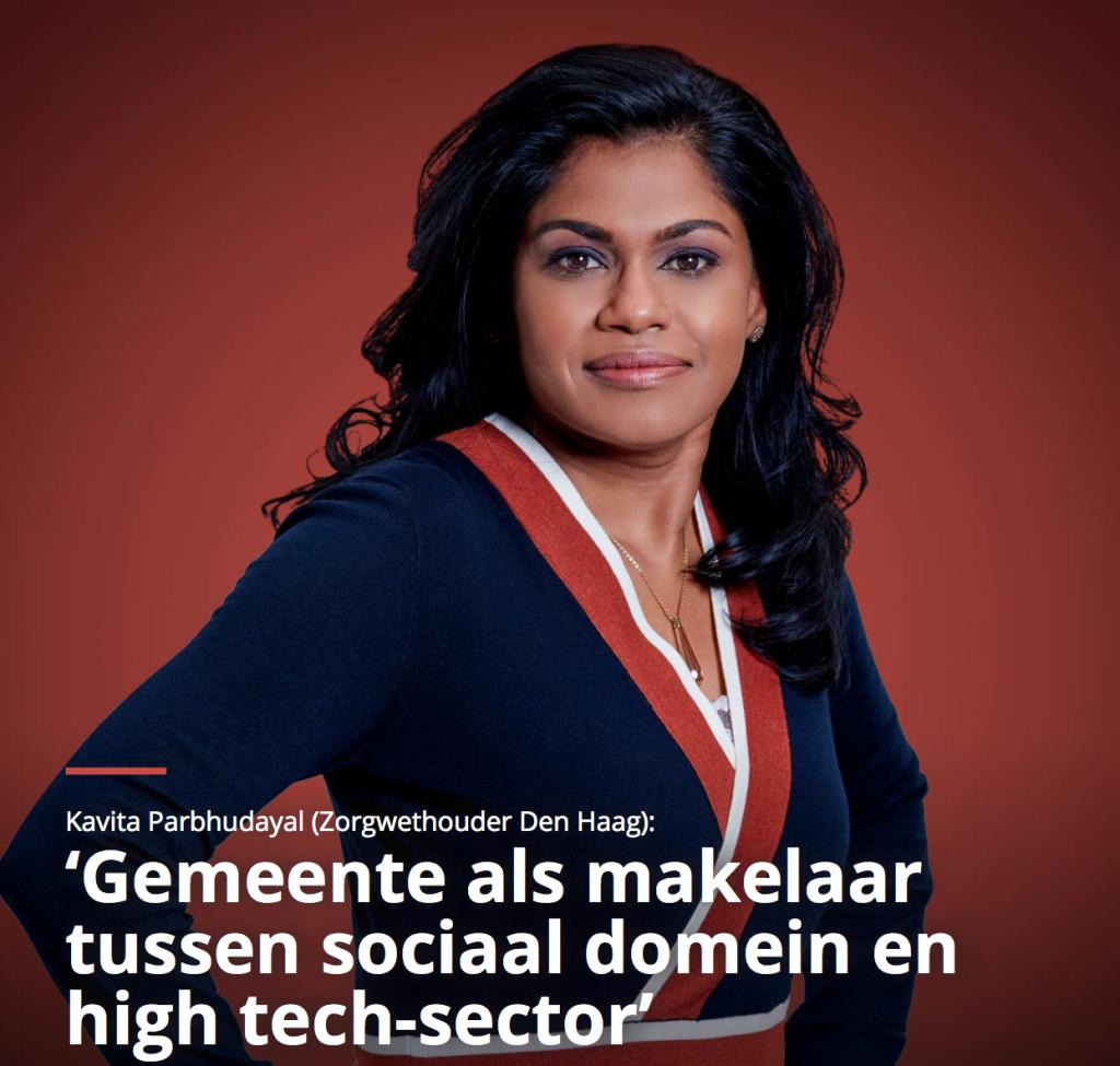 Gemeente Den Haag als makelaar tussen sociaal domein en high tech-sector