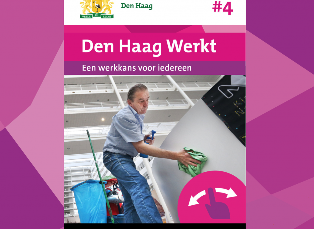 Vierde editie digitaal magazine Den Haag Werkt