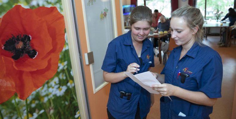 Resultaten onderzoek HHS studenten in project 'Betekenisvol leven in de langdurige zorg'