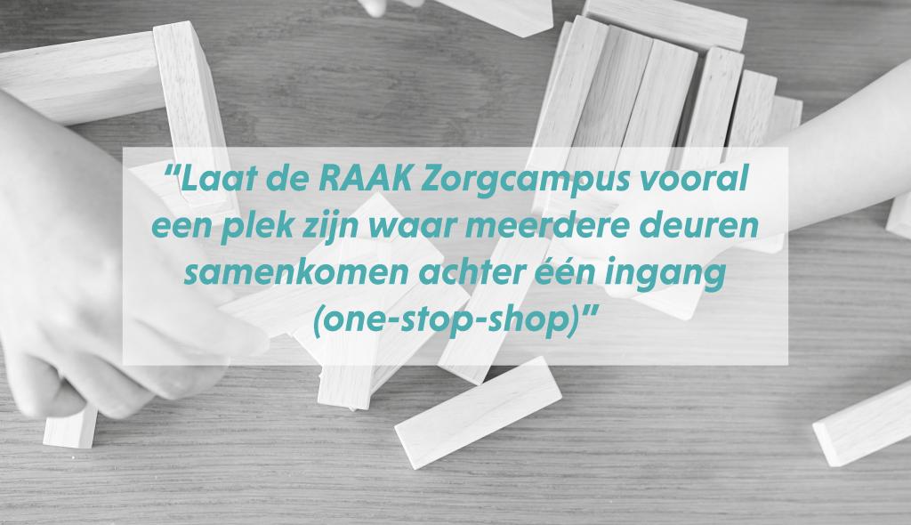 Zorgcampus als One-stop-shop', de terugblik op een enerverend webinar