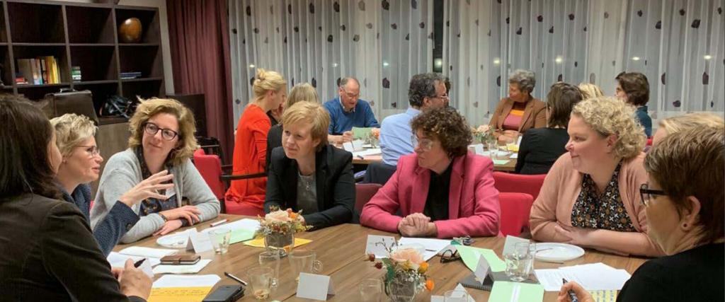 Samenwerken in de keten: Duurzame medische zorg aan ouderen in de regio